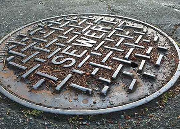 sewer hydro excavation