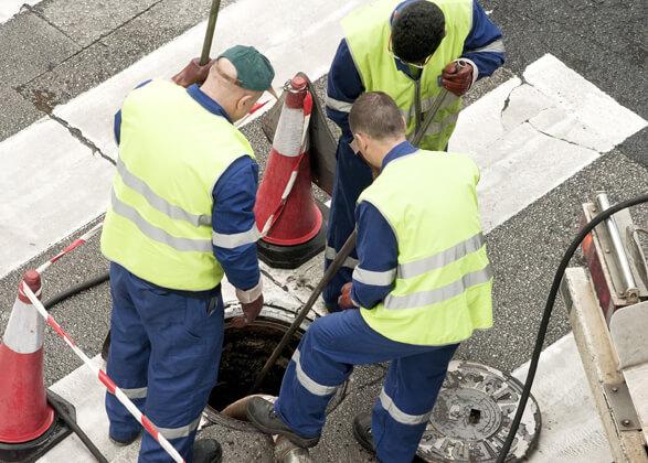 hydrovac employees